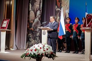 Инаугурация губернатора 250