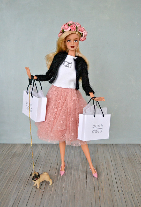Barbie Bonequea: Spanish Doll Convention Charity Auction