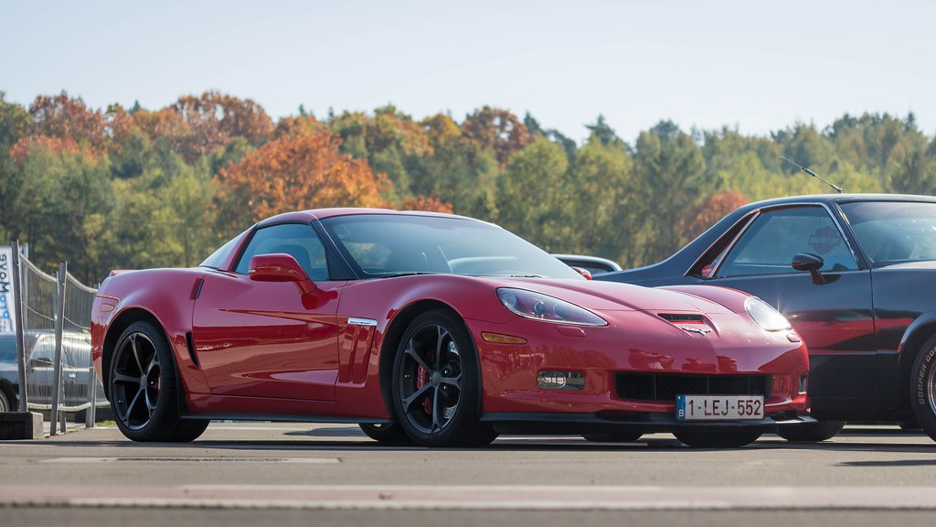 C6 Grand Sport >> Chevrolet Corvette C6 Grand Sport Fons Despons Flickr