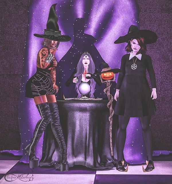 Style 414: Reunión de Brujas