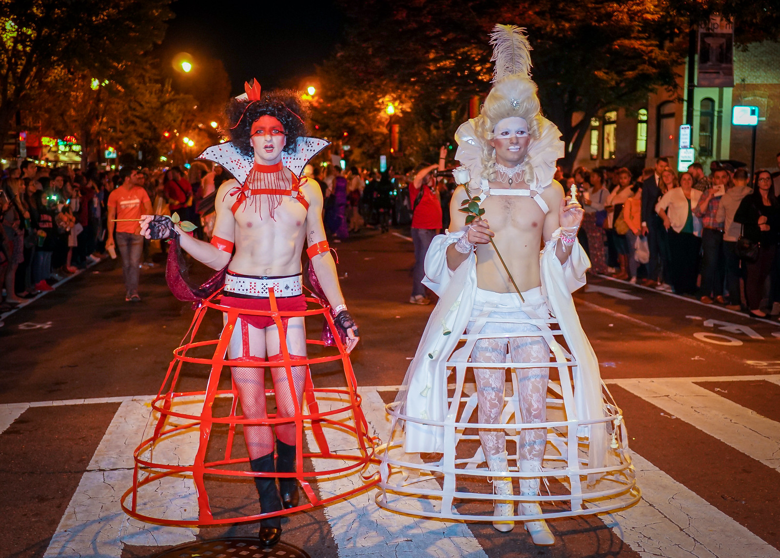 2017.10.24 Dupont Circle High Heel Race, Washington, DC USA 9909