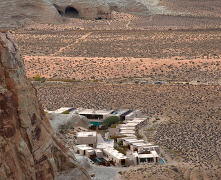 Amangiri Resort | We were out on the mesa north of Page, nea