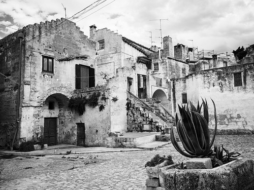 center of Matera | by FloBue