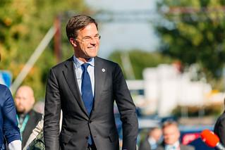 Mark Rutte | by EU2017EE