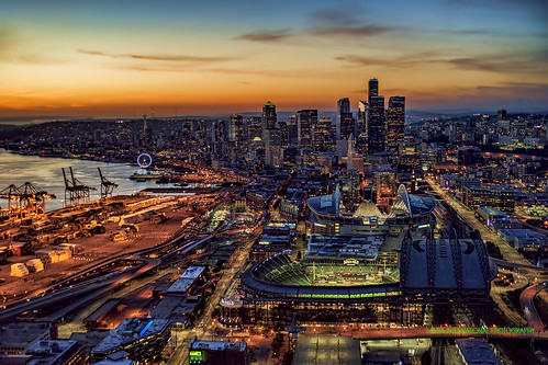 Farewell Seattle Summer | by TIA International Photography