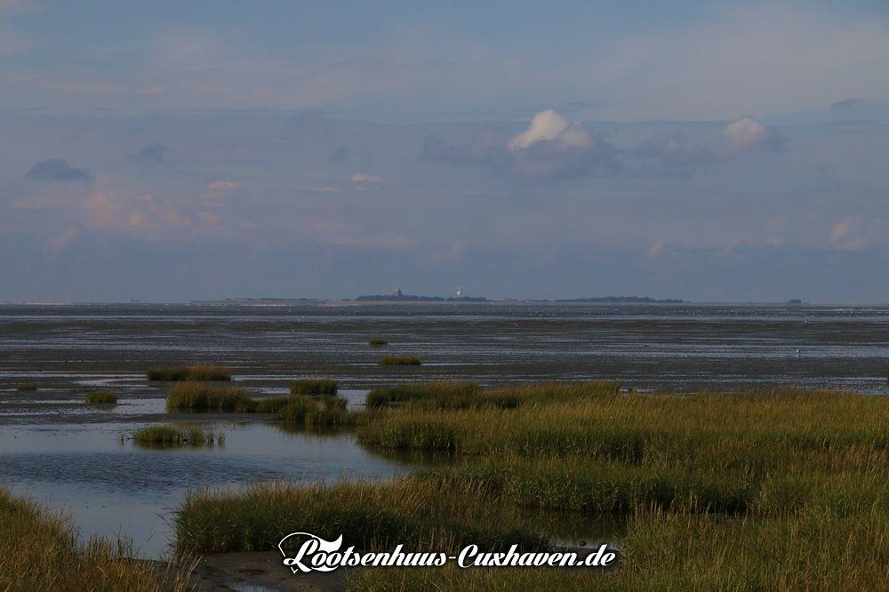 Insel Vor Cuxhaven
