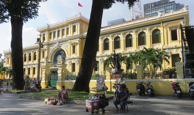 District 1 Post Office (Hồ Chí Minh City, Vietnam)
