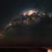 Milky Way at Lake Clifton, Western Australia by inefekt69