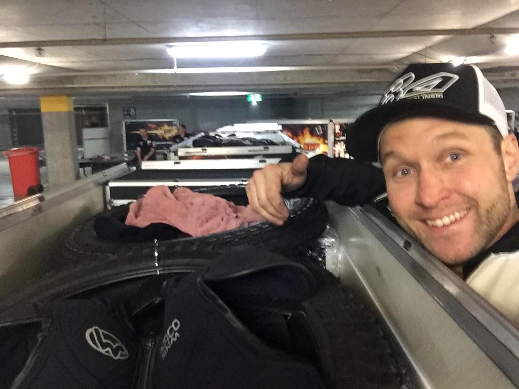 Melbourne SGP Race Pics