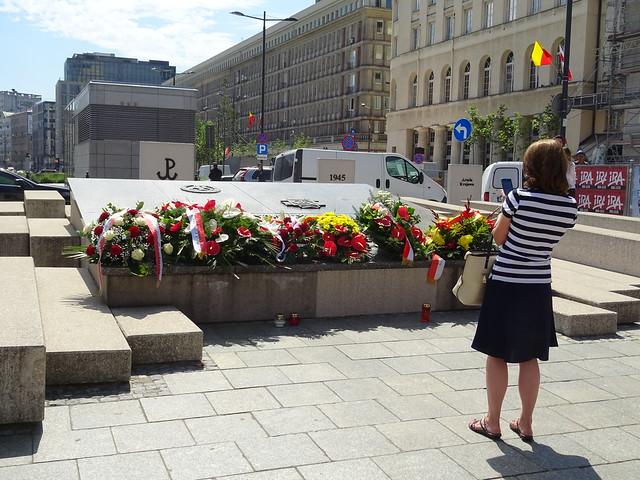 Warsaw Uprising anniversary (2017)
