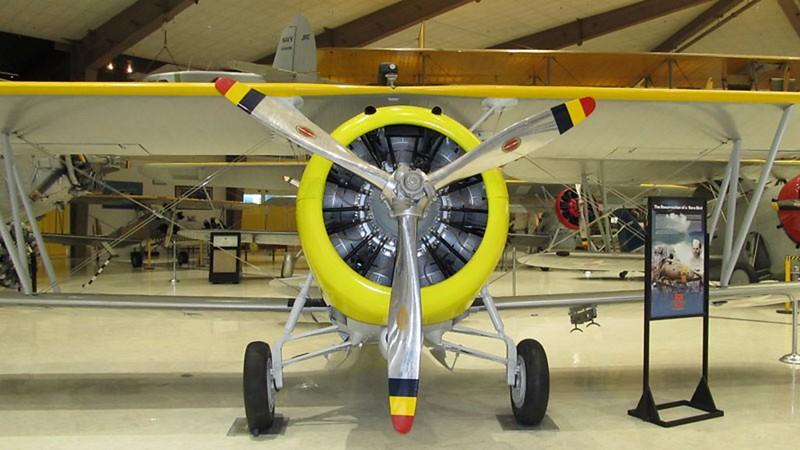 Grumman F3F-3 1