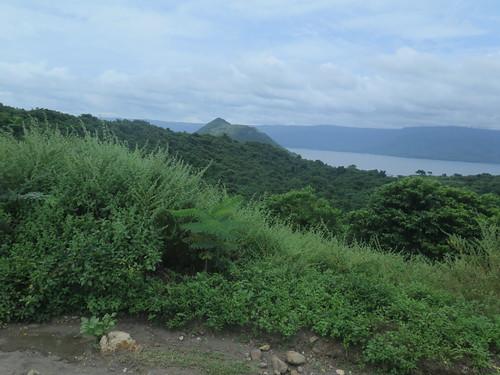 filippinene philippines taal taalvolcano
