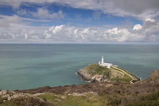 South stack lighthouse | by johnkaysleftleg