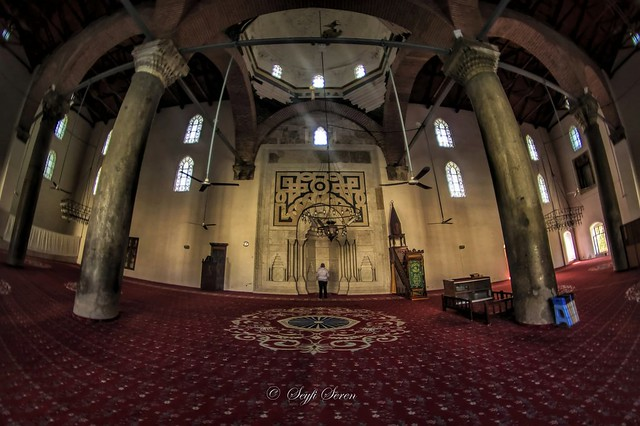 İzmir / Selçuk / İsa Bey Camii
