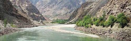 गंगा-करनाली-घाघरा नदी घाटी में