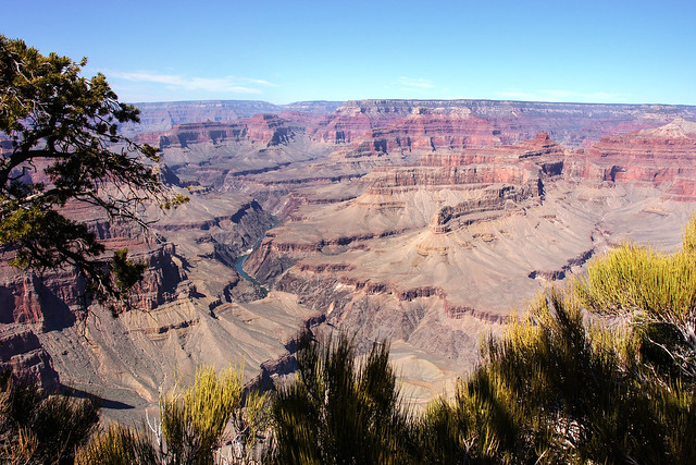 Grand Canyon-Pima Point- AZ 00817