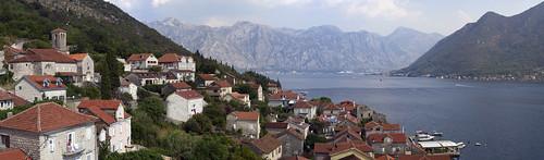 august 2017 montenegro черногория kotorbay perast