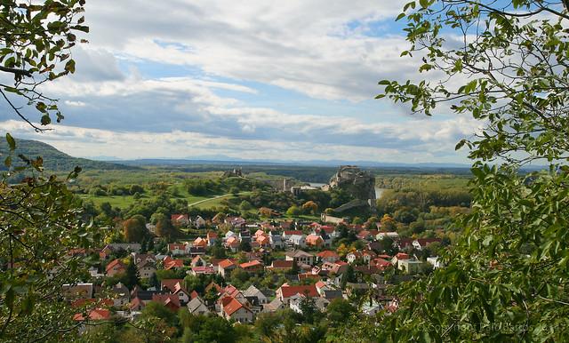 Oct 11: Devin Village - Castle, Alps