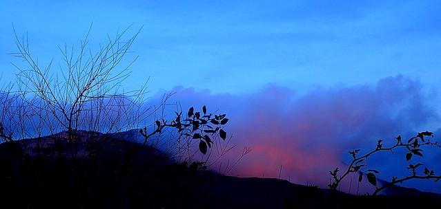 MOODY MOUNTAIN BLUES