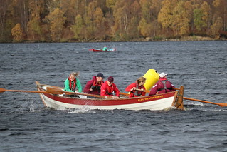 Freshwater Sprints, Loch Tummel