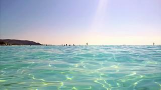 Elafonisi beach, Crete | by Vesna Middelkoop