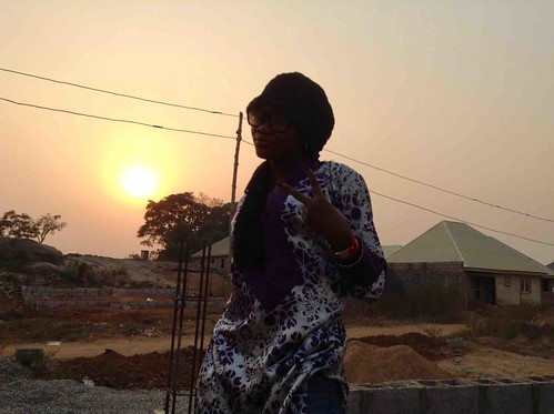sunset ushafavillage abuja nigeria jujufilms