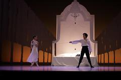 Ballett von Uwe Scholz nach Stendhal.  Musik von Hector Berlioz. Bühnenbild von Ivan Cavallari. Bilder Copyright_Tanghe_JL