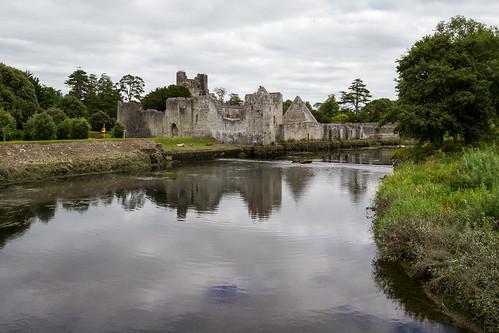 marcial bernabeu bernabéu irlanda ireland irish irlandes castle castillo river rio río desmond maigue adare