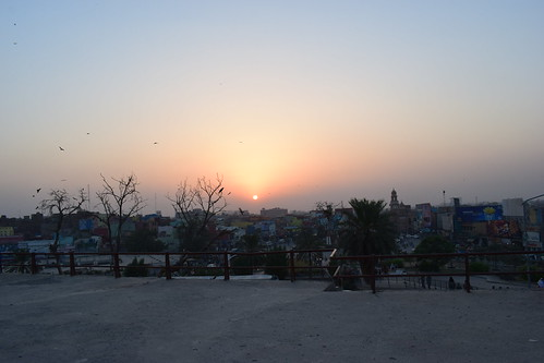 sunset multan oldcity colors buildings qillakuhnamultan zamzama cityview topviewofmultan