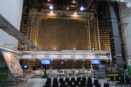 Front face of the B Reactor | by mightyohm