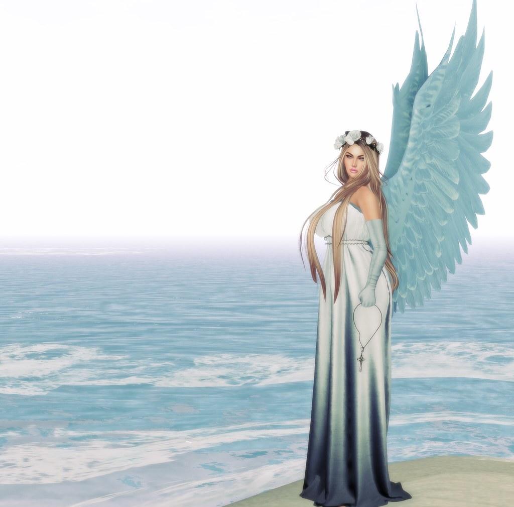 Step Into The Light Vr: Seraphim - Step Into The Light. *Model (Mishka)*