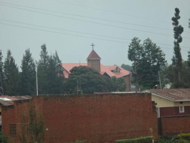 Ruhengeri. Rwanda