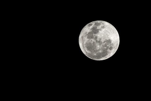 Luna  Moon  5-10-17