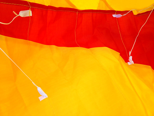 the kite's crash