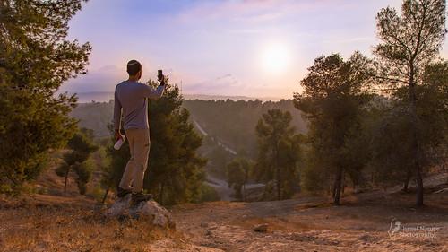 canon israel nature ezorbeersheva southdistrict israël il sunrise smartphone wifi 6d sigma 24105 art forest