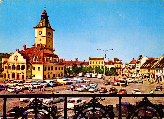 Romania - Brasov[011] - 1975 - front