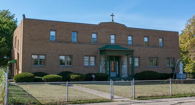 convent 02 - St Casimir Church - Cleveland