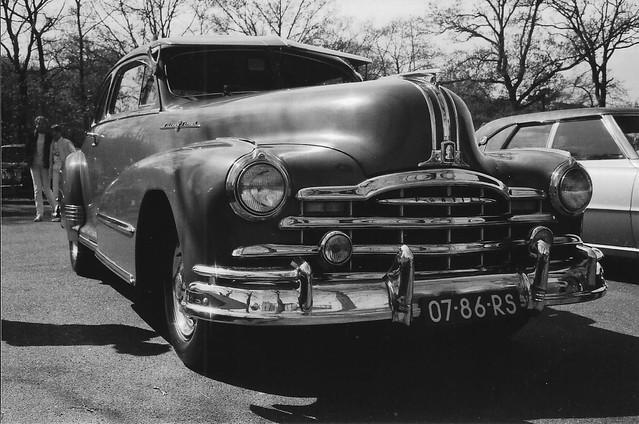 1948 Pontiac Silver Streak 8 Streamliner DeLuxe Coupe