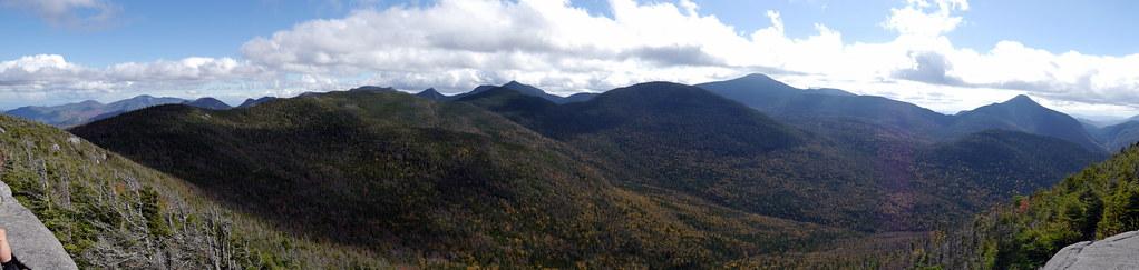 Phelps Summit Panorama