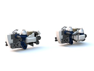 R2 Hoverbikes | by Aardvark17_