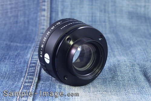 Schneider-Kreuznach G-Claron 150mm f/9 | by sample-image.com