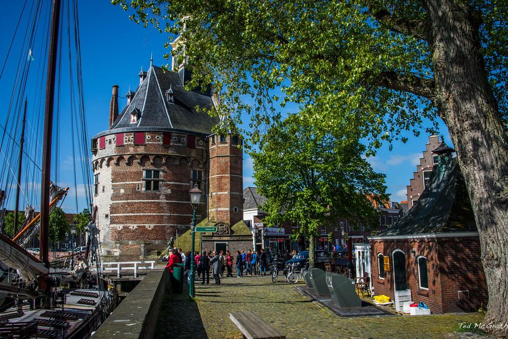 2015 - Hoorn - Hoofdtoren | This is the Hoofdtoren (Main Tow… | Flickr