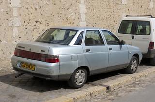 Lada 110 | by Spottedlaurel