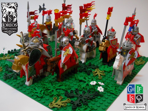The Knights of General Maximus (1) | by nazara660