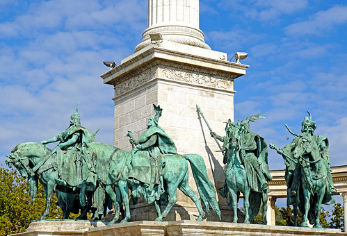 Hungary-02320 - Founder and Chieftains | by archer10 (Dennis)