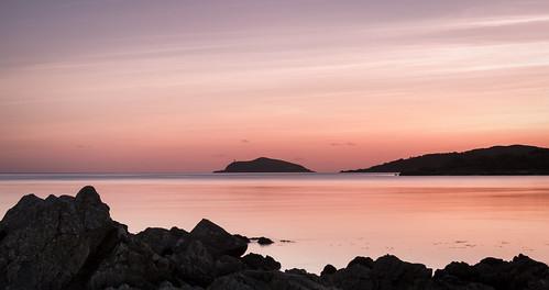 hestan island balcary bay seascape