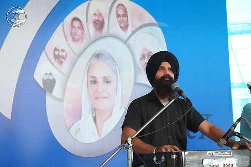 Devotional song by Gagandeep Singh from Amritsar, Punjab