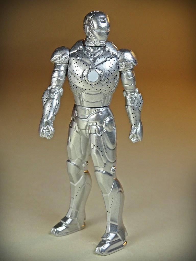 Metal Figure Collection MetaColle MARVEL IRON MAN MARK 2 Figure TAKARA TOMY NEW
