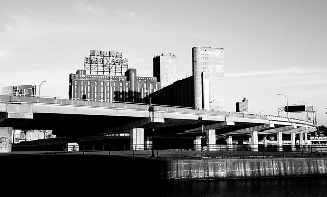 Farine Five Roses on Lachine Canal