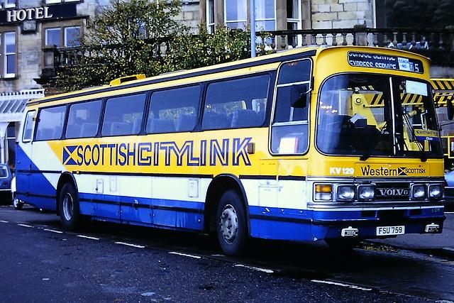 WESTERN SCOTTISH KV129 FSU759 GGE129X